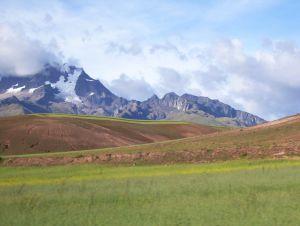 Peru, Andes gebergte