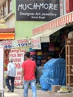 Karol bagh in Delhi