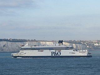 veerboot naar Engeland