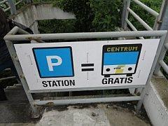 Parkeren in Brugge