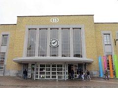station in Brugge
