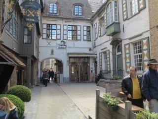 restaurant in Brugge