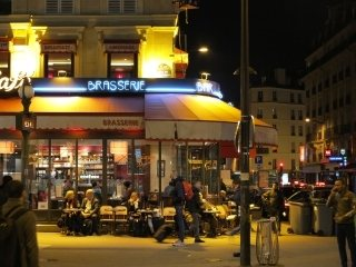 Brasserie bij Garde du Nord