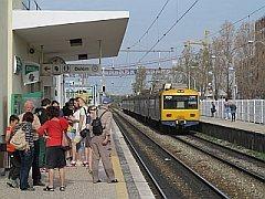 trein naar Belém en Cascais