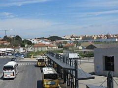 reizen met de bus door Portugal