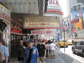 New York musicals