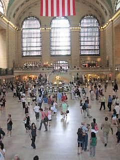 Central Station Manhattan
