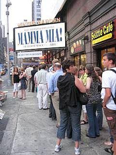 Musicals in New York, Broadway