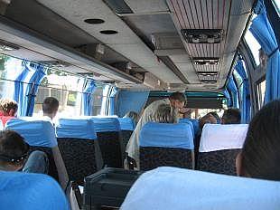 bus in Polen