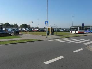 parkeren bij Weeze Airport