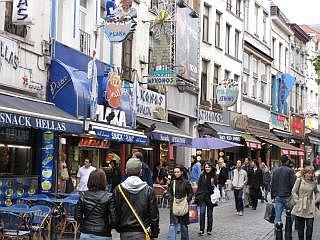 Low Budget In Brussel Goedkoop Overnachten Uitgaan En