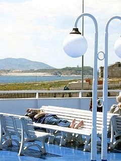 Veerboot Griekenland