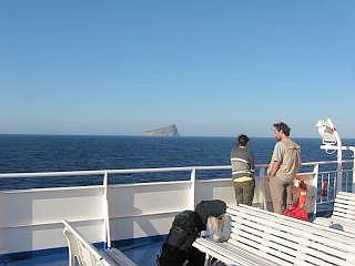 Eilandhoppen in de cycladen populaire eilanden als paros naxos
