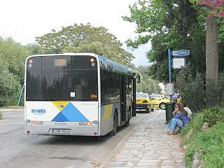bus in Athene