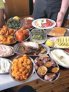 Athene eten