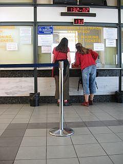 Station Larissa