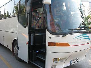 Busvervoer in Griekenland