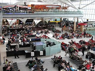 Vliegveld Heathrow terminal 5