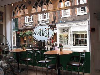 cambridge restaurant