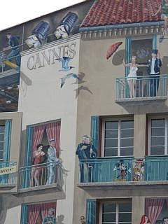 Cannes in Frankrijk