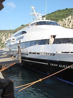 veerboot naar Capri
