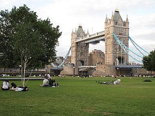 Queens Walk Londen