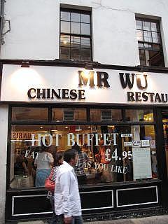 west end eten