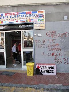 de Vesuvius Express