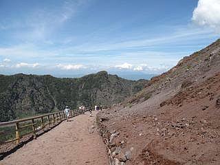 pad naar de top