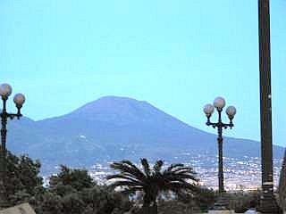 De Vesuvius