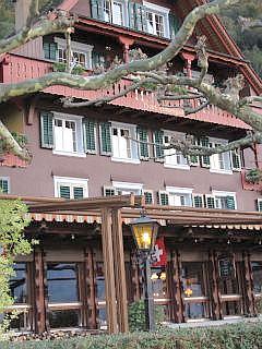 Hotel in Zwitserland