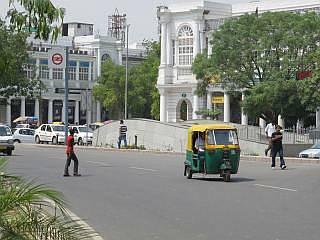 vervoer Delhi