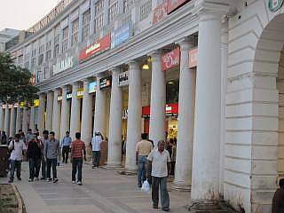 Connnaught Place
