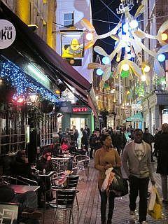 Londen Carnaby Street