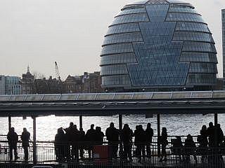 stadhuis Londen