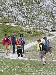bergwandelen in Tirol