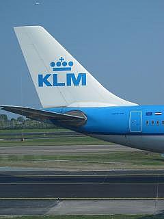KLM vliegveld