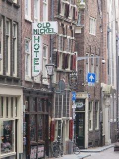Budgethotel in Amsterdam