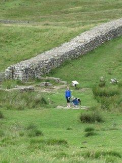 Hiken op het Hadrian's Path, Engeland