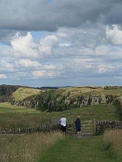 Hadrian's Path, Engeland