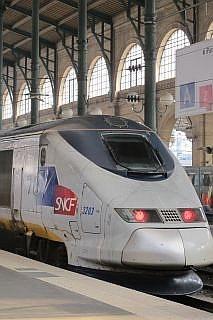 Parijs Gare du Nord