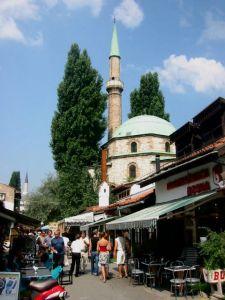Markt in Sarajevo