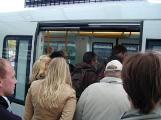Openbaar vervoer in Kopenhagen