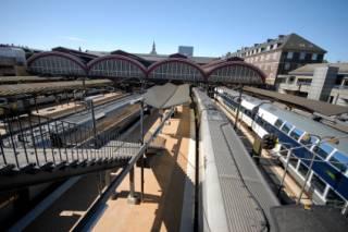 Reizen door denemarken met het openbaarvervoer is goedkoop informatie over treindiensten en - Centraal goedkoop eiland ...