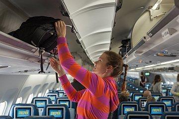 125f61b5311 Het meenemen van je handbagage in het vliegtuig