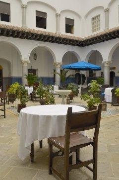 Hotel in een riad in Tanger
