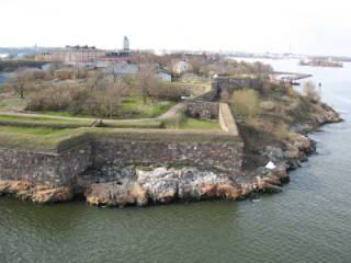 veerboot Suomenlinna