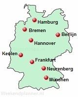 Low Budget Reizen In Duitsland Informatie Over Vervoer Hostels