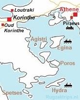 Athene en Korinthe