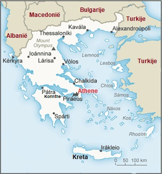 Griekenland Goedkope Vakantie En Low Budget Reizen In Griekenland
